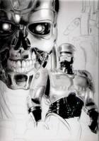 Terminator Robocop P05 by BlackToe