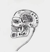 Incomplete Terminator by BlackToe