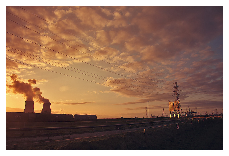Antwerp Port 1 by Geert1845