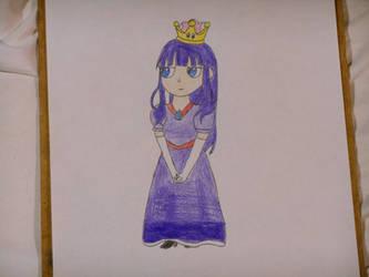 Princess Hifumi by dsguy411