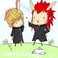 Happy Easter! by saki08