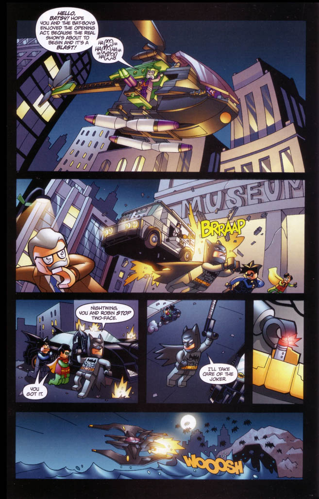 Batman Lego Page 3 by marcusmuller
