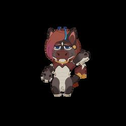 Kannipaw Animal Crossing YCH