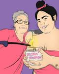 Meltin' Mamas - Commission