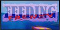 Feeding Frenzy Stamp by GAMEKRIBzombie