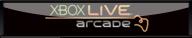 XBOX LIVE Arcade Button by GAMEKRIBzombie