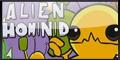 Alien Hominid HD Stamp by GAMEKRIBzombie