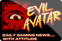 Evil Avatar Button by GAMEKRIBzombie