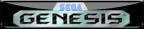 Sega Genesis Title Button by GAMEKRIBzombie