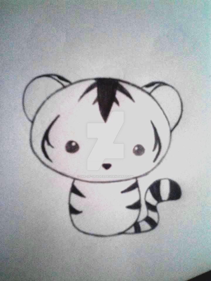Tiger by Gir-of-Spades