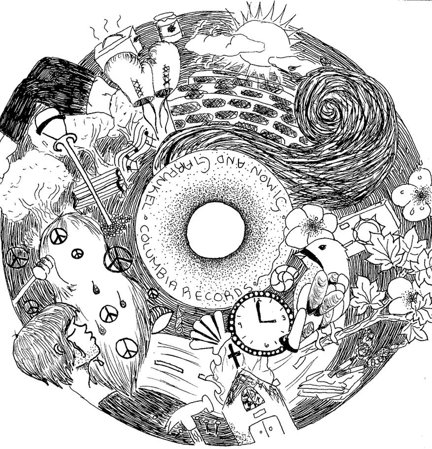 Thematic Texture Mandala by poem-poorly-written on DeviantArt