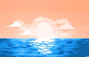 88 - pale sunrise by Xienne