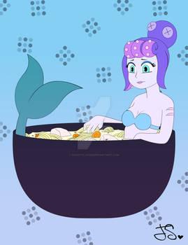 Mermaid Soup
