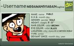 My DeviantART ID :D