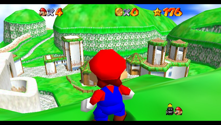 super mario sunshine rom hack