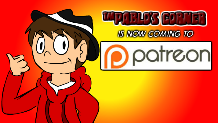 Pablo's Corner is coming to Patreon!