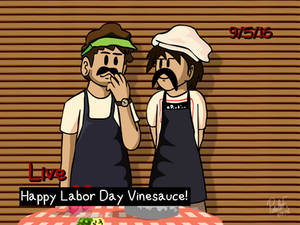 What's Cooking Vinesauce (Labor Day 2016)