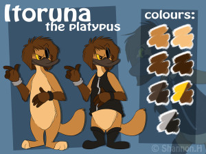 Itoruna-The-Platypus's Profile Picture