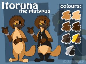 Itoruna-The-Platypus's Profile Picture