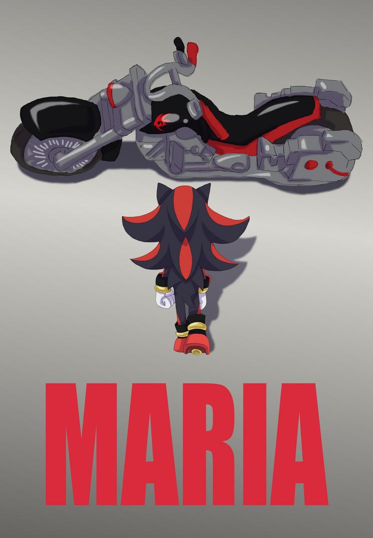 MARIA by Itoruna-The-Platypus