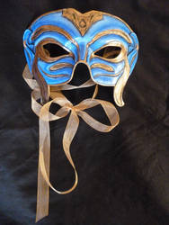 Ulmo - Water Leather Mask