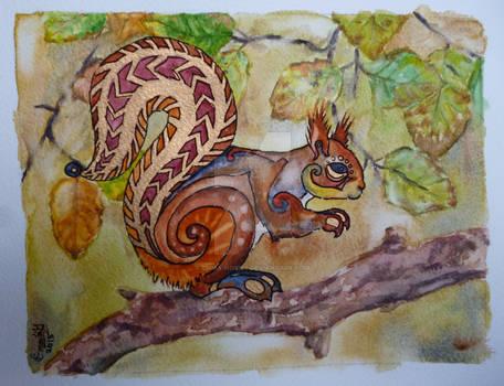 Pictish Squirrell