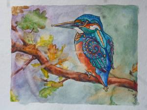 Kingfisher's Perch
