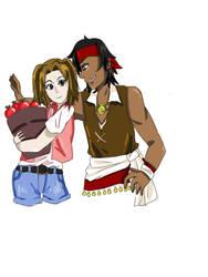 Harvest Moon: MM Dan  Aya