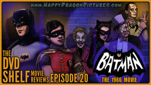 Batman: The 1966 Movie by happydragonpictures