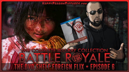 Battle Royale by happydragonpictures
