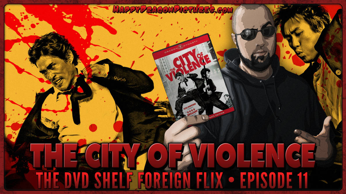 The City of Violence by happydragonpictures