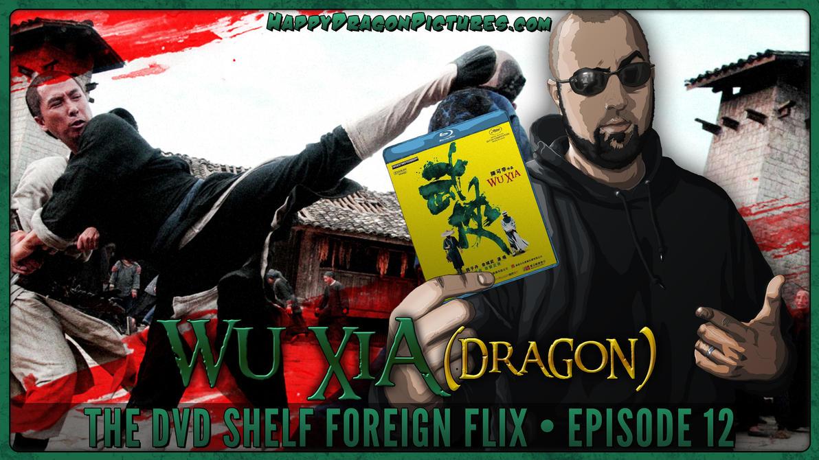 Wu Xia (Dragon) by happydragonpictures