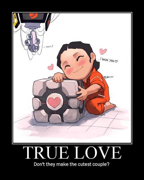 True Love by wu1f3n