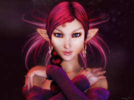 Miss Chevious by ashlyn