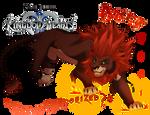 Kingdom Hearts II-VIII Axel