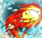 One Hour Sonic#2:Knuckles Ice Crusher