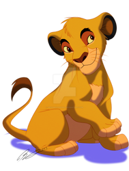 Mufasa Cubbie by SEGAmastergirl