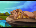 Point Commission: Lion guard, assembzzzzzzzzzzzzz