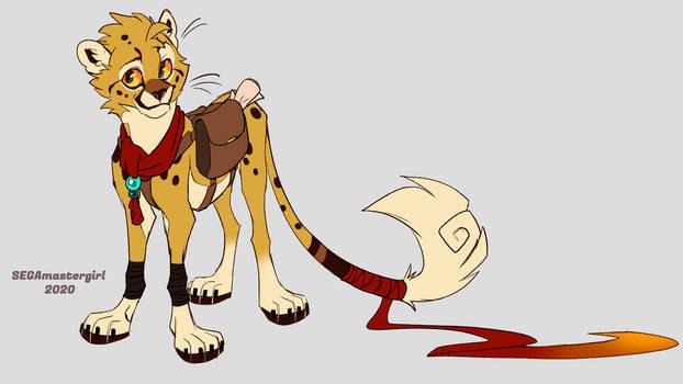 Cheetah Design