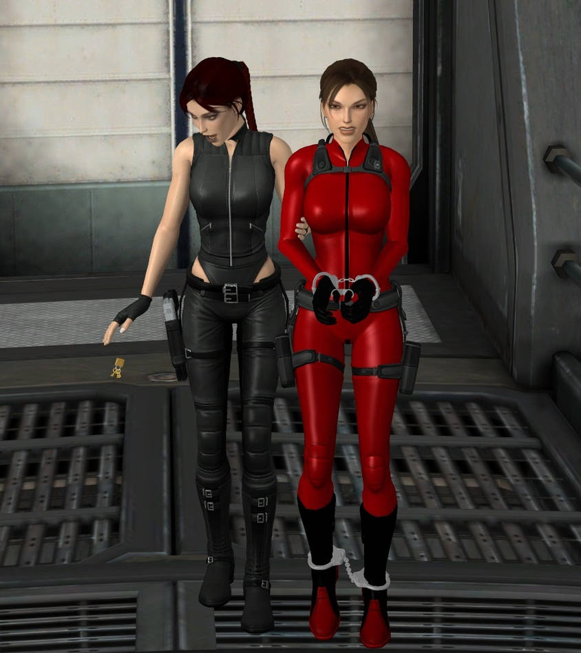 Tomb Raider 4ever by honkus2 on DeviantArt