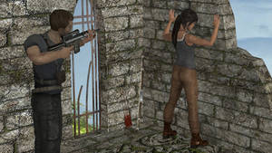 TR 2013 How to secure Lara 01 by honkus2
