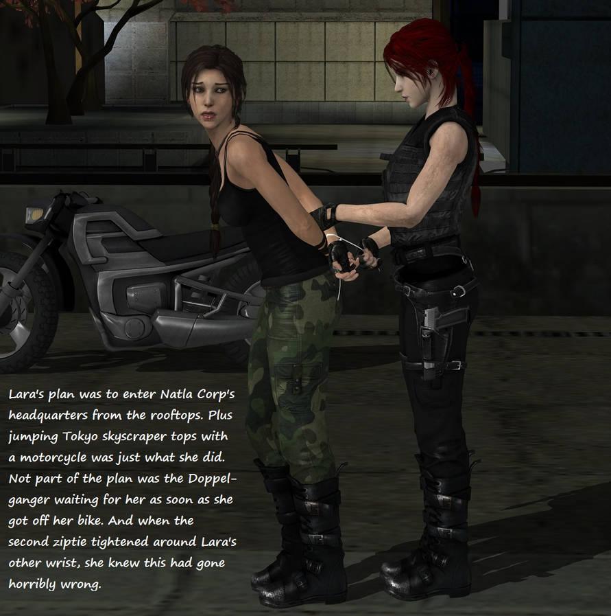 Tomb Raider - No Parking by honkus2 on DeviantArt