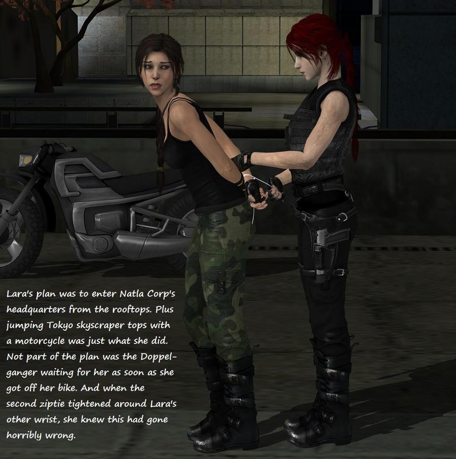 Lara rooftops jumping by honkus2