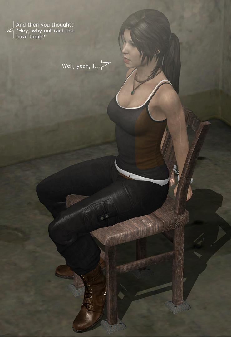 A True Tomb Raider by honkus2