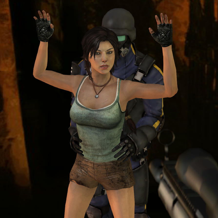 Lara croft 3d alien adult slut