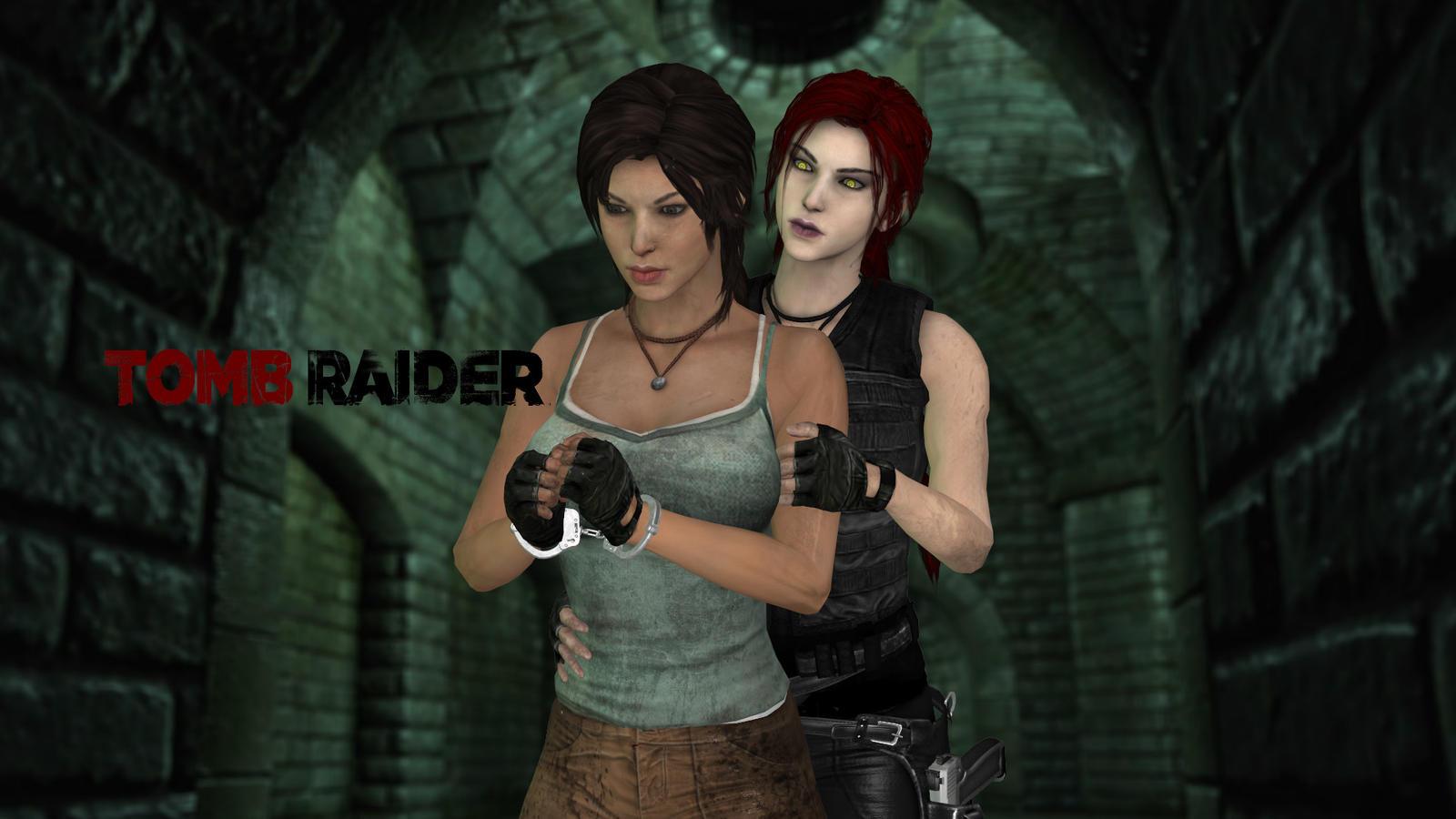 Lara croft as a slave erotic clips