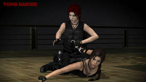 Tombraider's Midnight Arrest