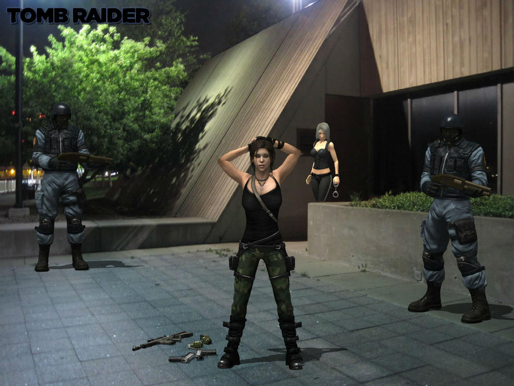 Difficulty Tomb Raider by honkus2 on DeviantArt