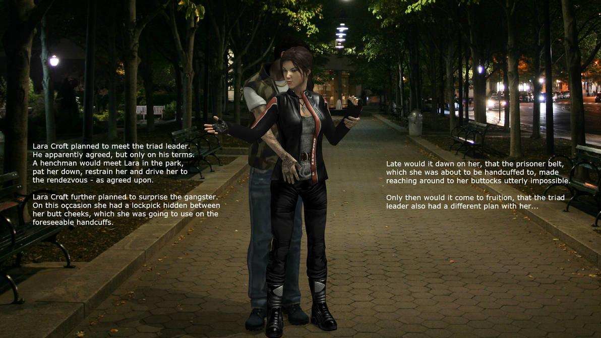 Lara Croft and the Desert Scorpions by honkus2 on DeviantArt