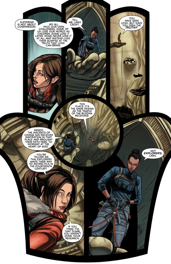 Lara Crofts Secret Vault by honkus2 on DeviantArt